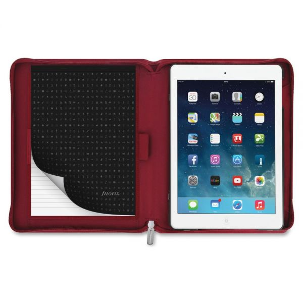 Filofax Carrying Case for iPad Air 2 - Red