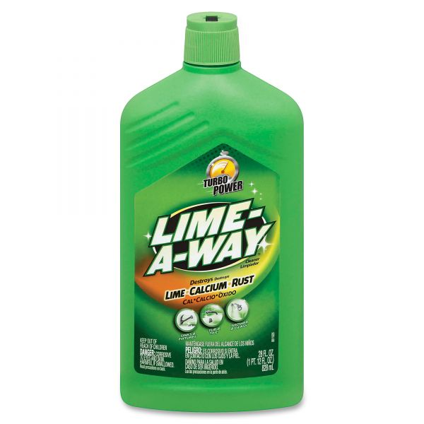 LIME-A-WAY Lime, Calcium & Rust Remover