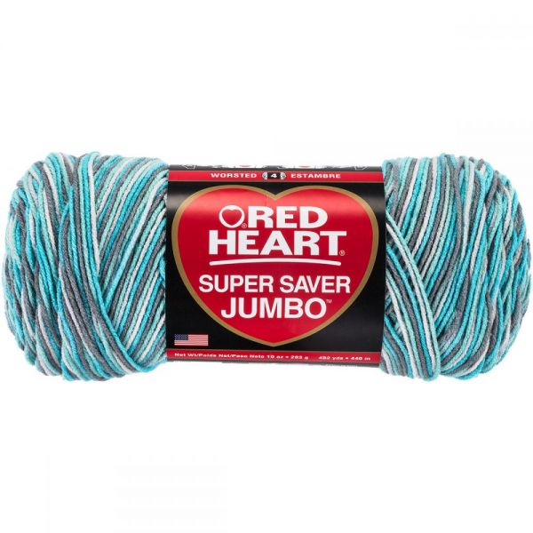 Red Heart Super Saver Yarn - Icelandic