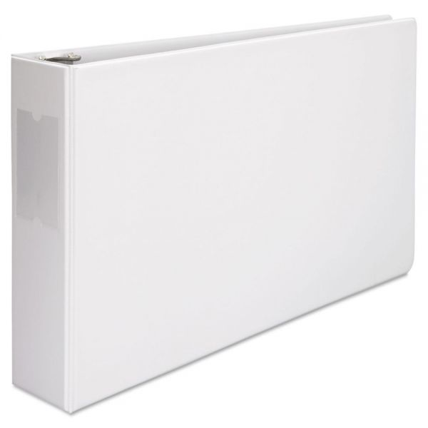 "Universal Wide Base 3"" 3-Ring Binder"