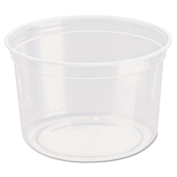 SOLO Cup Company Bare Eco-Forward Takeout Deli Containers