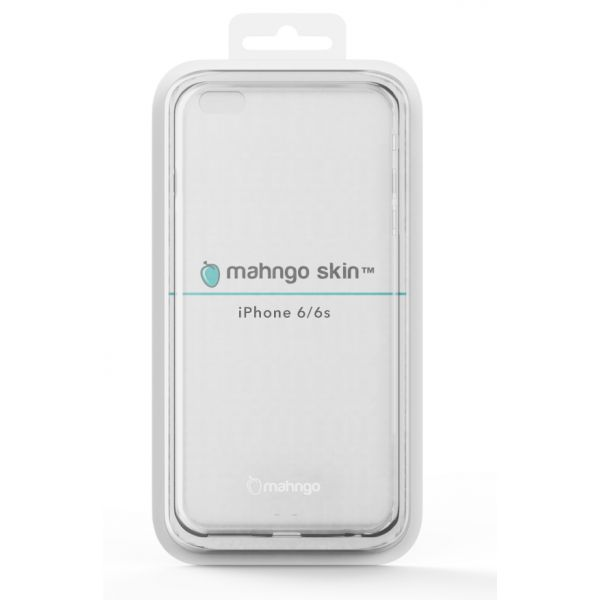 ReVamp Mahngo Skin Slim TPU Protective Case (Clear) (iPhone 6/6S)