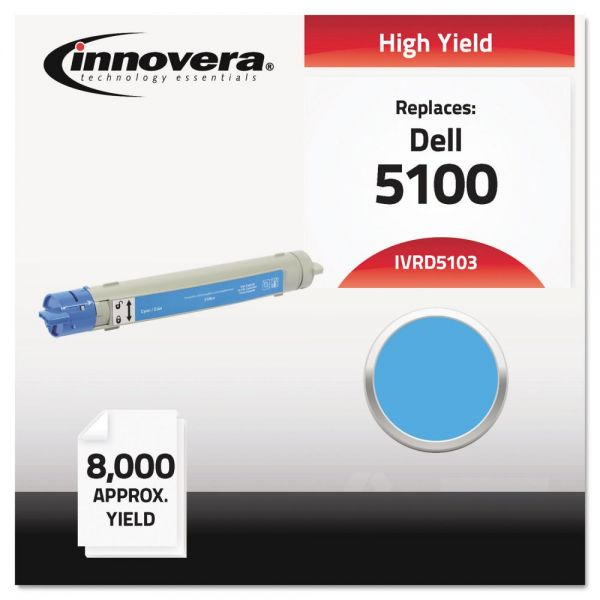 Innovera Remanufactured Dell 5100 High Yield Toner Cartridge