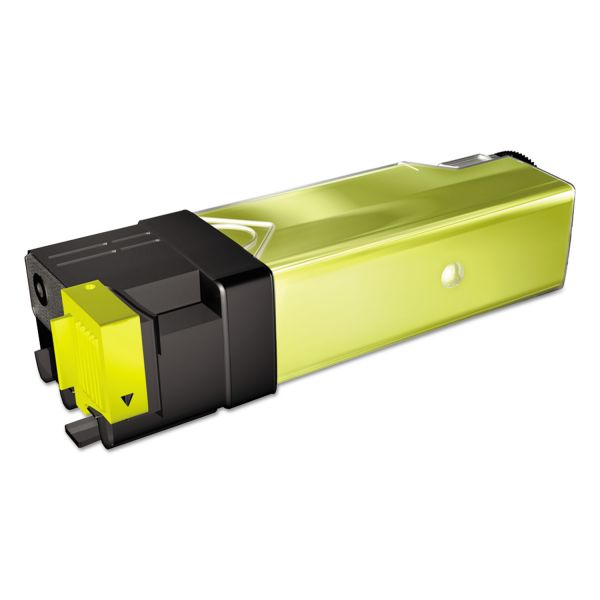 Media Sciences Remanufactured Dell 331-0718 Yellow Toner Cartridge