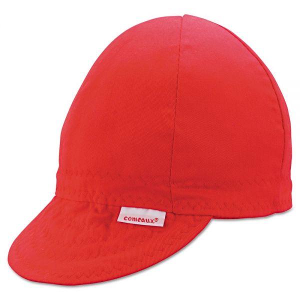 Comeaux Reversible Soft Brim Comfort Crown Cap, Cotton, Assorted Colors, Size 6 7/8