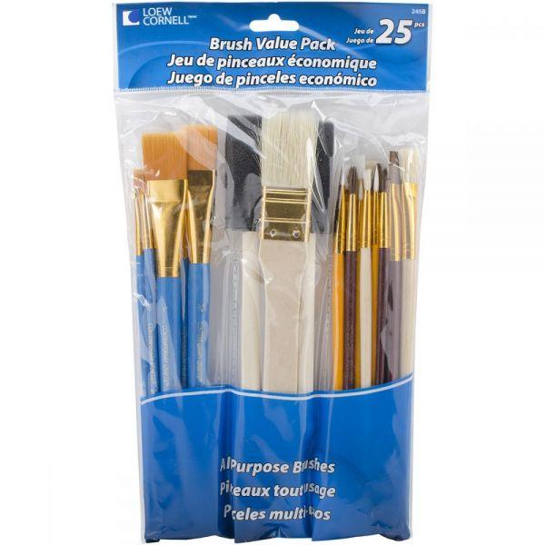 Brush Set Value Pack