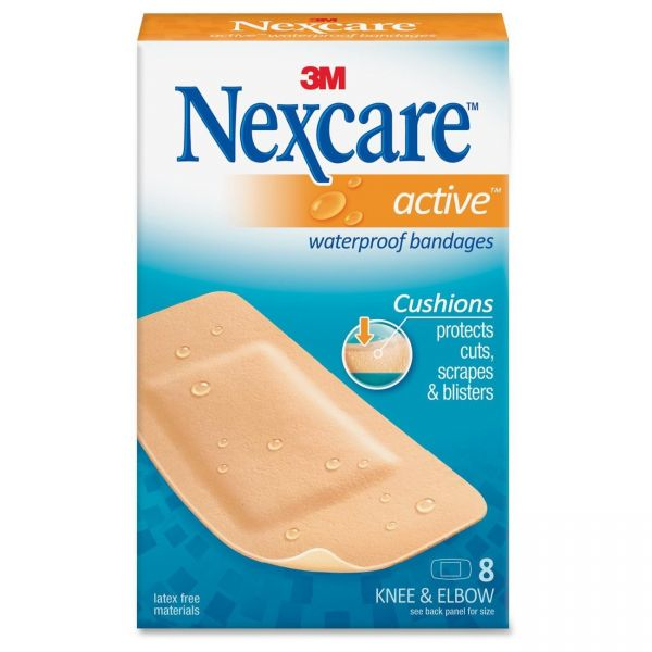 Nexcare Knee/Elbow Bandages