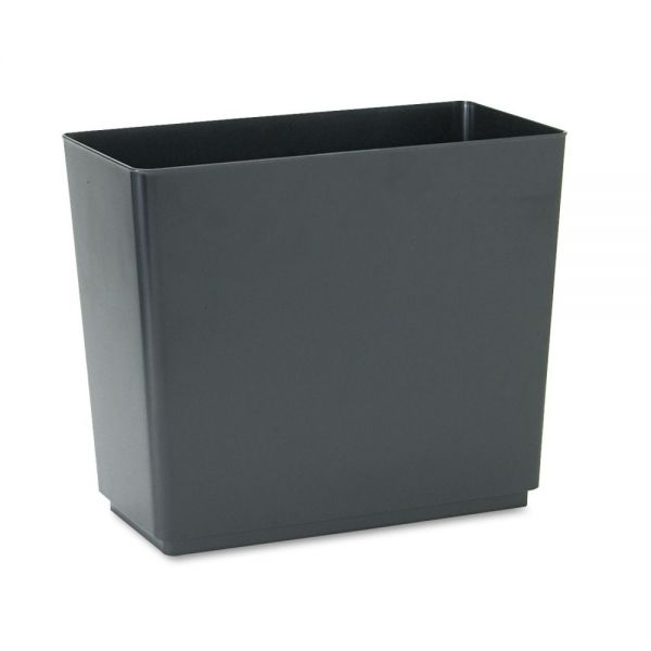 Rubbermaid Commercial Designer-2 6.5 Gallon Trash Cans