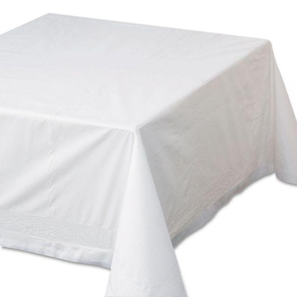 Hoffmaster Tissue/Poly Square Tablecovers