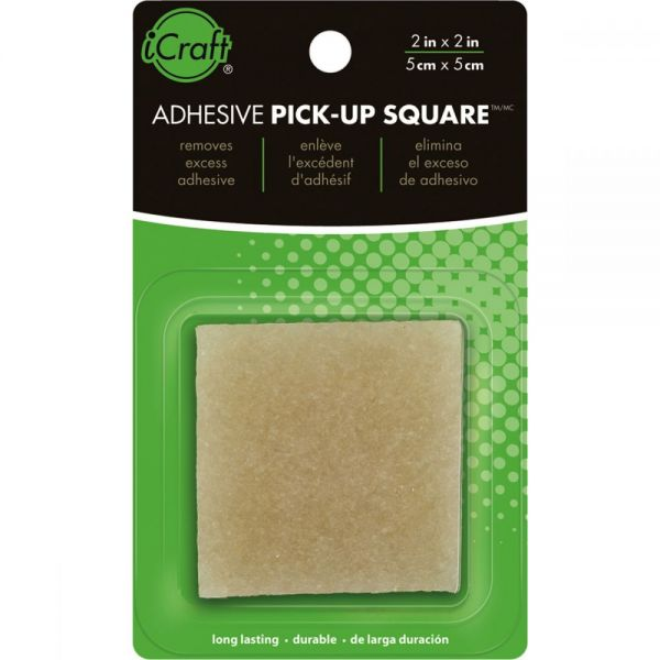 Adhesive Pick-Up