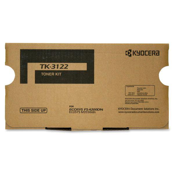 Kyocera TK3122 Black Toner Cartridge