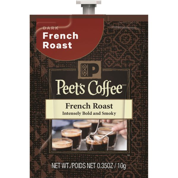 Peet's Coffee & Tea French Roast Coffee Freshpacks