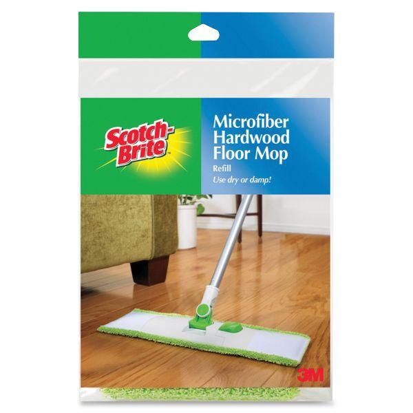 Scotch-Brite -Brite Hardwood Floor Mop Refill