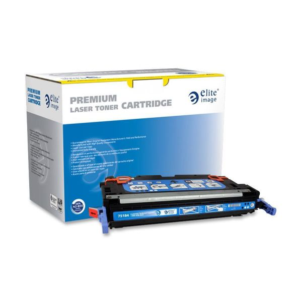 Elite Image Remanufactured HP Q7581A Toner Cartridge