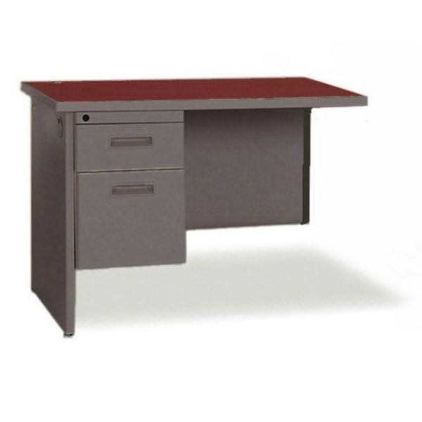 Lorell 67000 Series Durable Desk Return