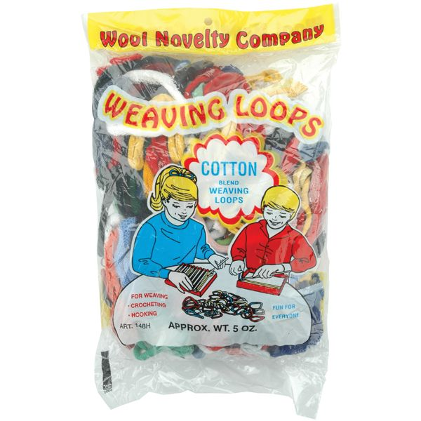 Cotton Weaving Loops 5oz