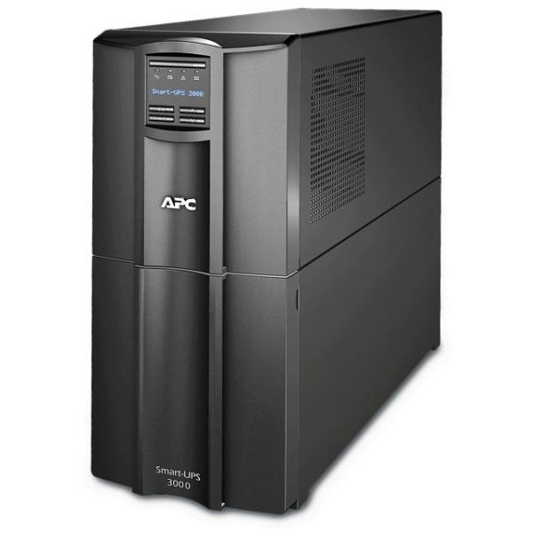 APC by Schneider Electric Smart-UPS SMT3000I 3000 VA Tower UPS