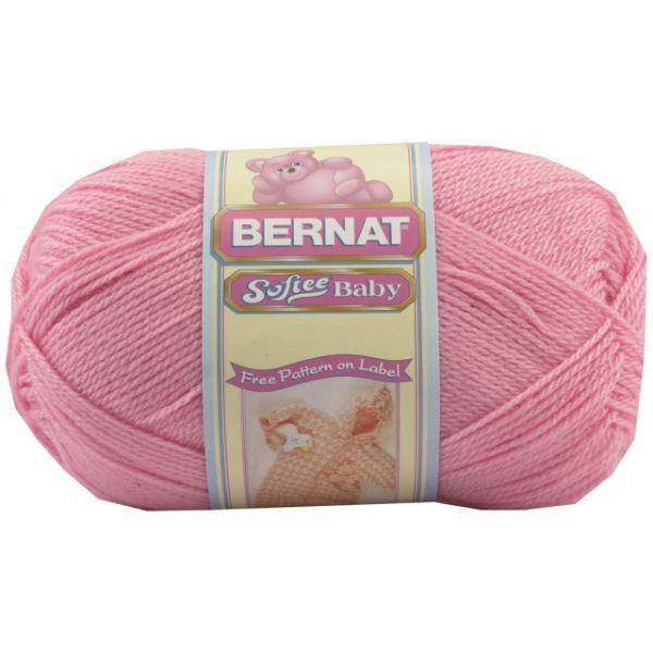 Bernat Softee Baby Yarn - Prettiest Pink