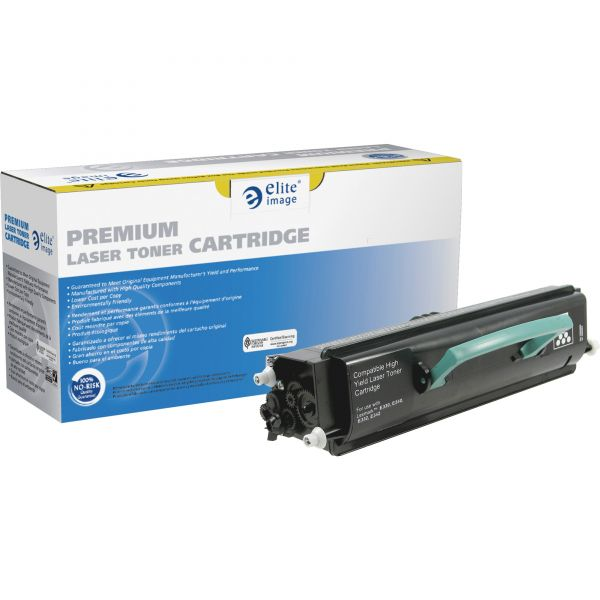 Elite Image Remanufactured Toner Cartridge - Alternative for Lexmark (34015HA)