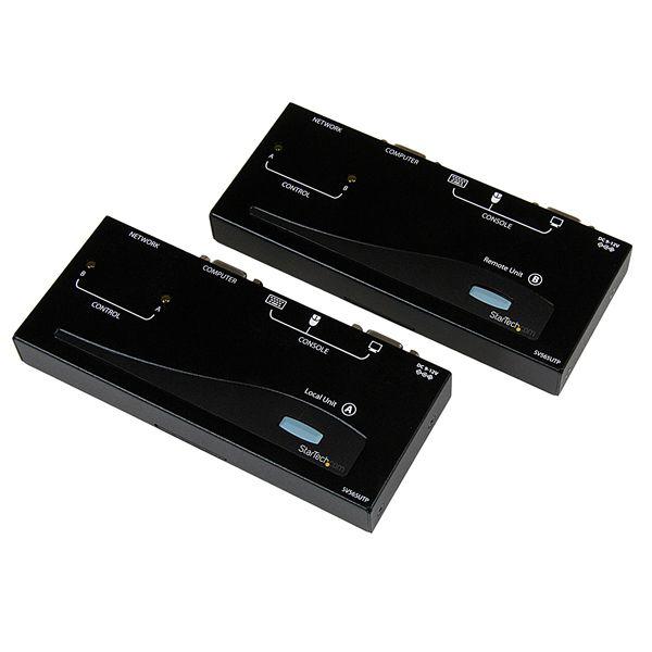StarTech.com USB PS2 KVM Console Extender Cat5 Extender - 500 ft