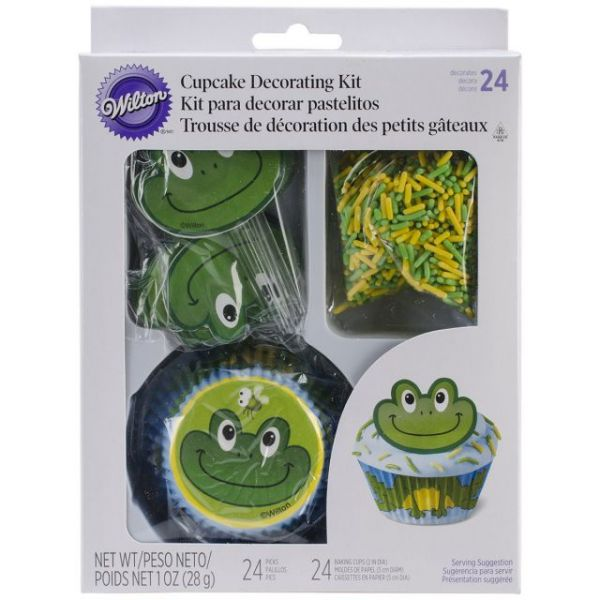 Cupcake Decorating Kit Makes 24