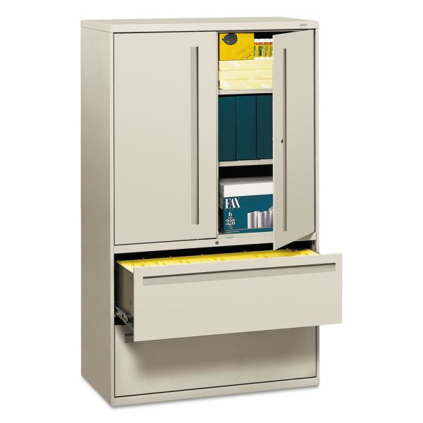 HON Brigade 700 Series Lateral File Cabinet