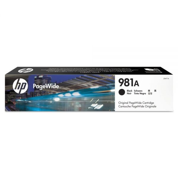HP 981A (J3M71A) Black Original Ink Cartridge