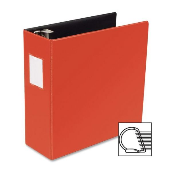 "Business Source 4"" 3-Ring Binder"