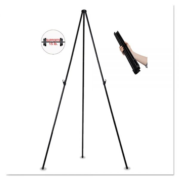 MasterVision Portable Instant Tripod Easel