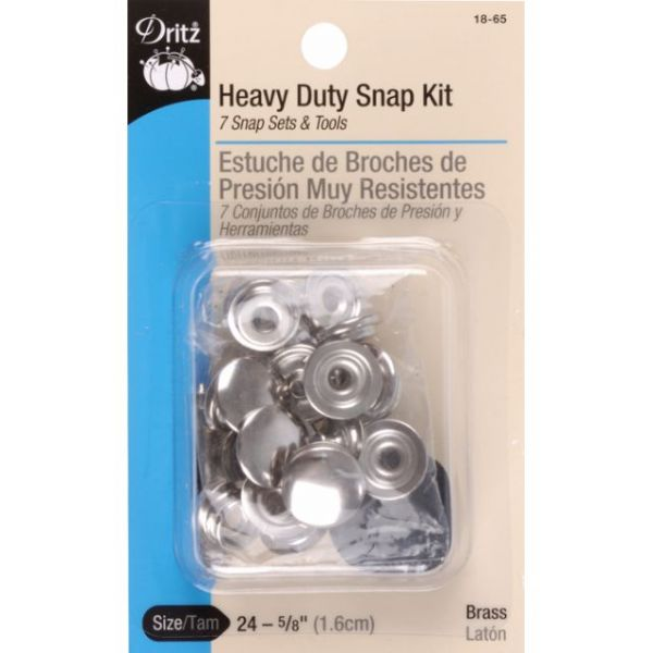 Heavy-Duty Snap Kit