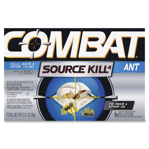 Combat Combat Ant Killing System
