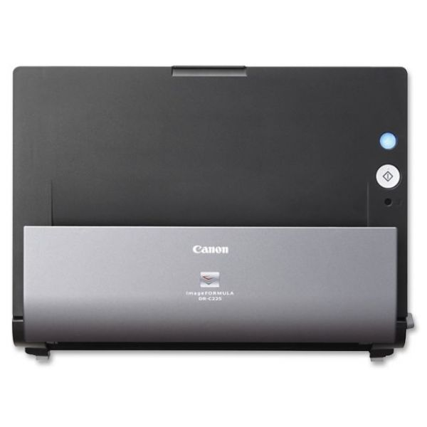 Canon imageFORMULA DR-C225W Sheetfed Scanner - 600 dpi Optical