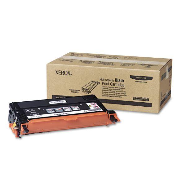 Xerox 113R00726 Black High Yield Toner Cartridge