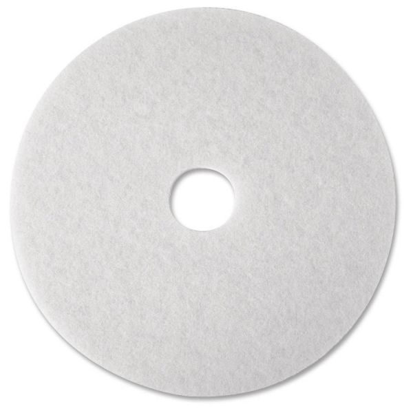 3M White Super Polish Pads
