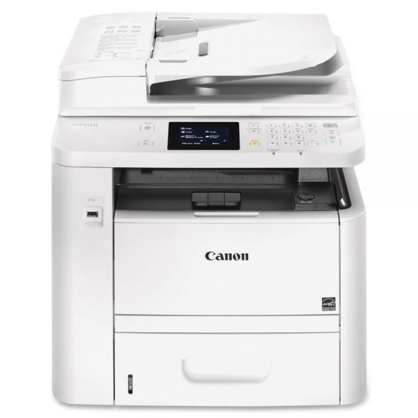 Canon imageCLASS D1520 Laser Multifunction Printer - Monochrome - Plain Paper Print - Desktop
