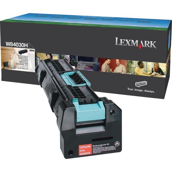 Lexmark W84030H Photoconductor Kit, Black
