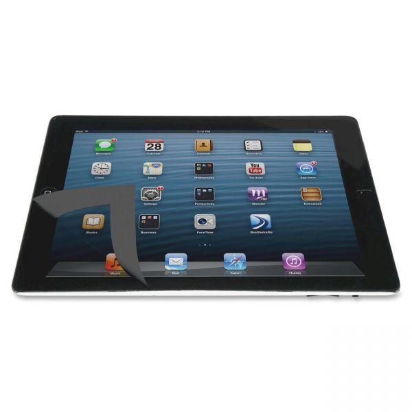 Kantek Bubble-Free Protective Filter for iPad Black