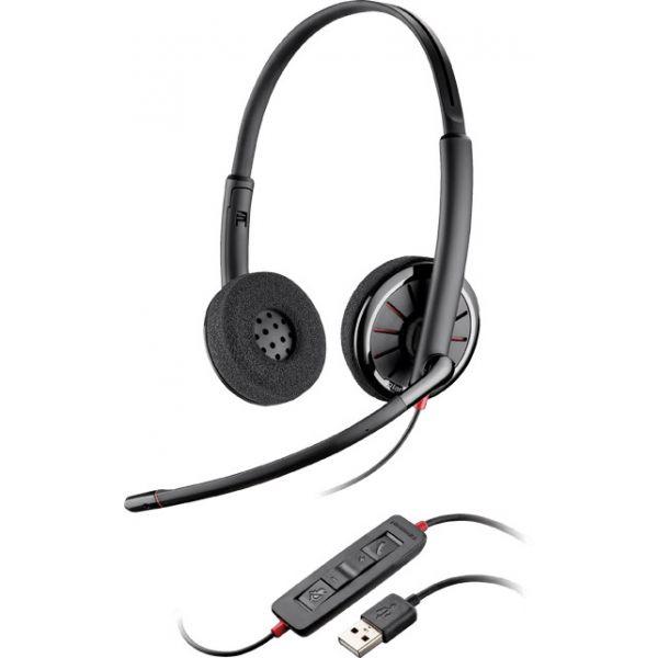 Plantronics Blackwire C325-M Headset