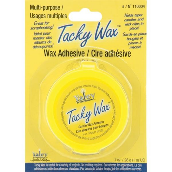Yaley Tacky Wax