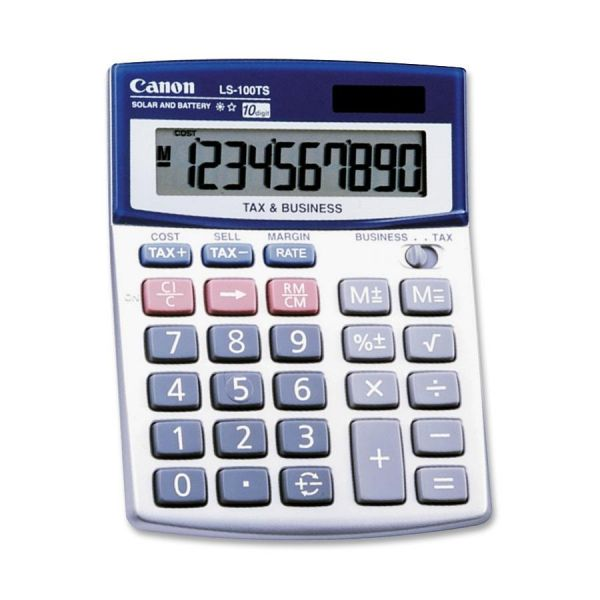 Canon LS100TS Desktop Calculator