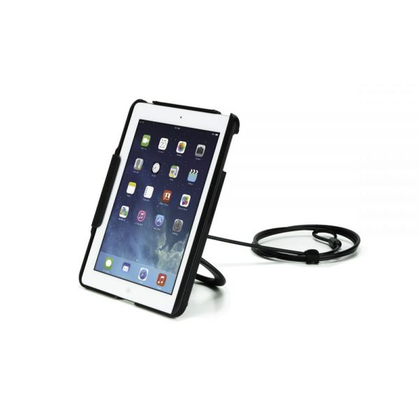 Tryten iPad Lock & Stand - Black