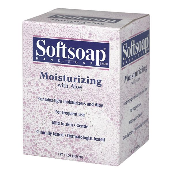 Softsoap Moisturizing Hand Soap Refill