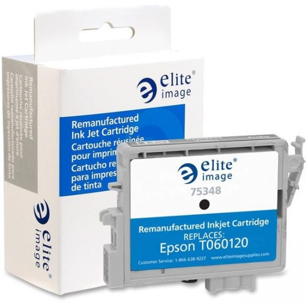 Elite Image Remanufactured Epson T060120 Ink Cartridge