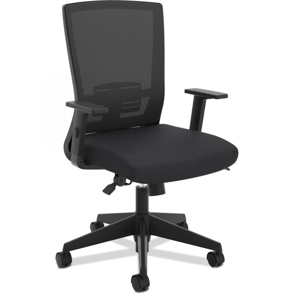 basyx by HON HVL541 Mesh High-Back Task Chair