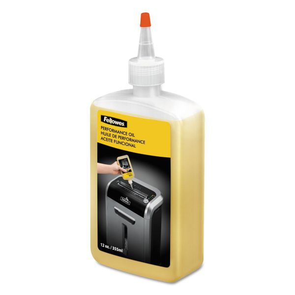 Fellowes Powershred® Shredder Oil