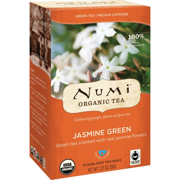 Numi Organic Green Tea