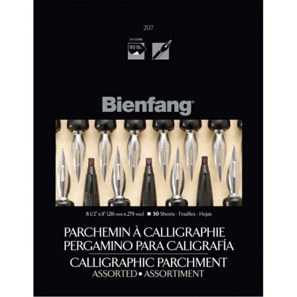 """Bienfang Calligraphic Parchment Paper Pad 9""""X12"""""""