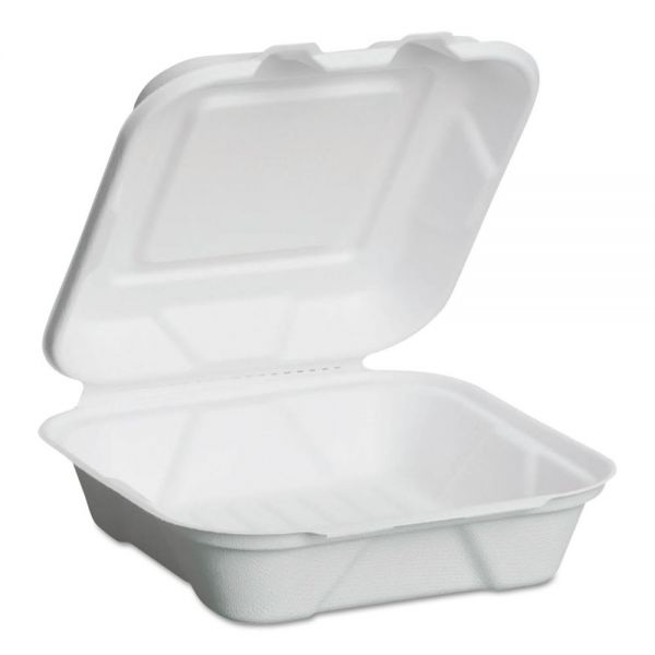 Genpak Takeout Clamshell Food Containers