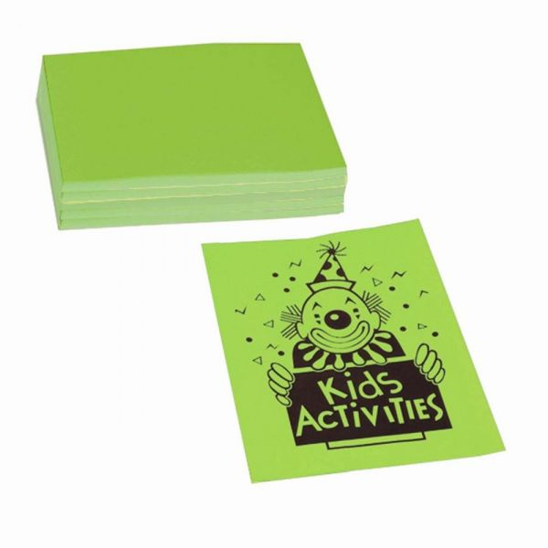 Pacon Colored Bond Paper - Neon Green