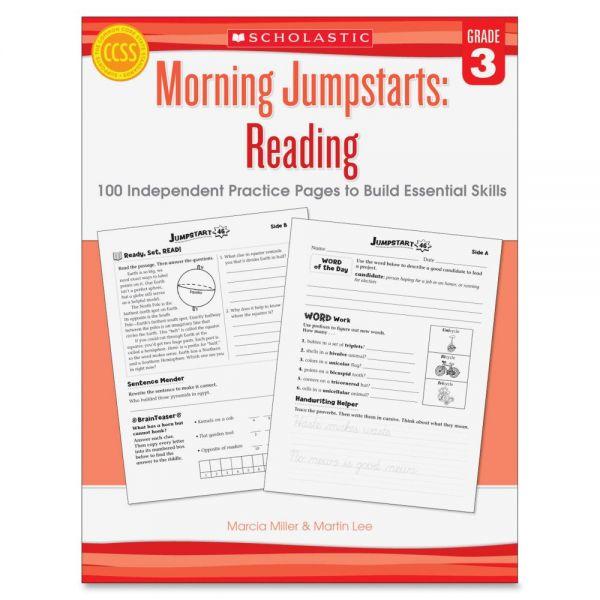 Scholastic Grade 3 Jump Starts Reading Book Education Printed Book